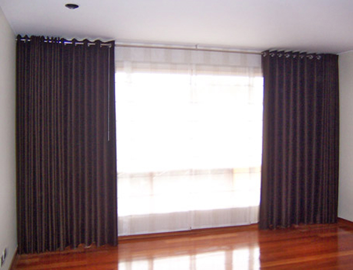 Cortinas decorbell for Cortinas de tela modernas