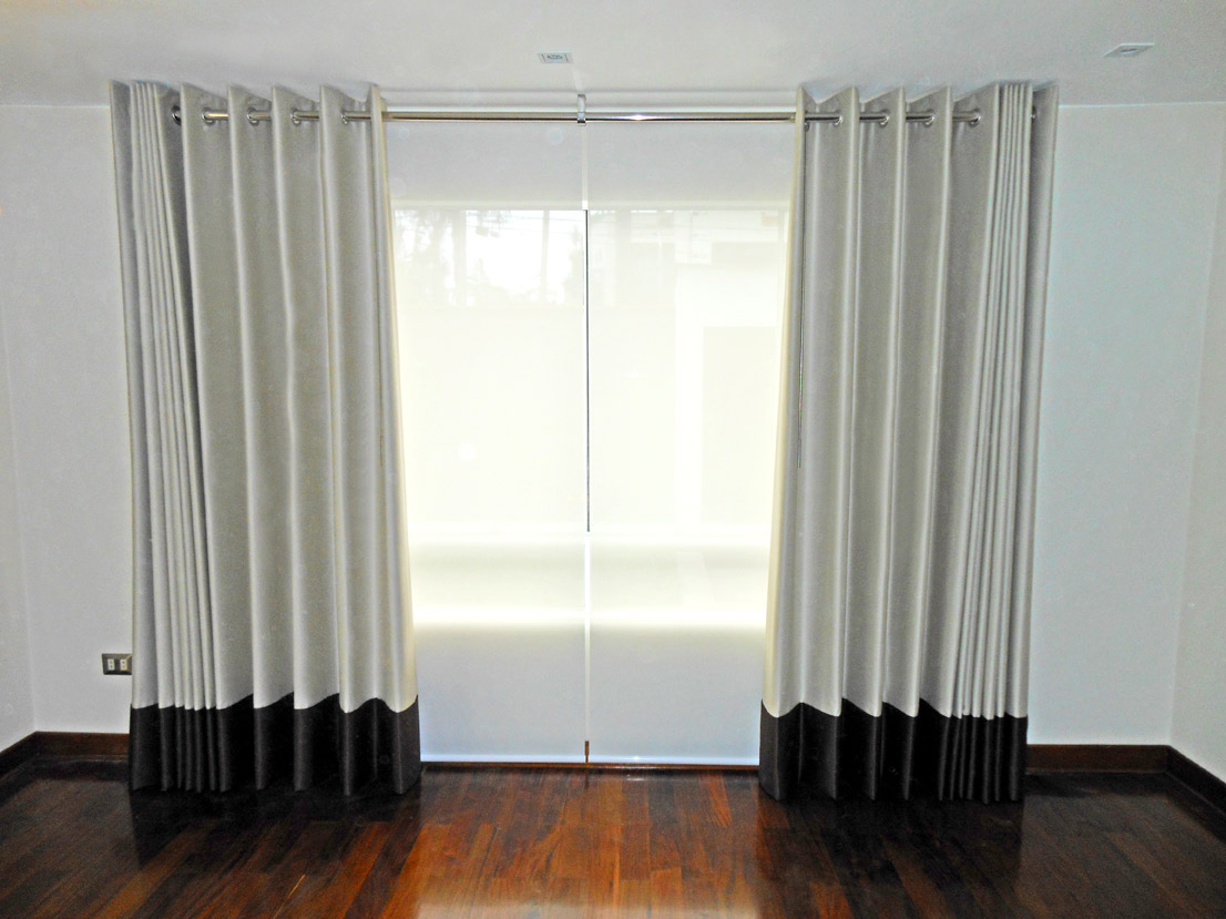 Cortinas decorbell for Cortinas para casas modernas